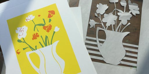 BASIC SCREENPRINTING with Emily Gillmor and Sam Knight FRIDAY 28TH JUNE
