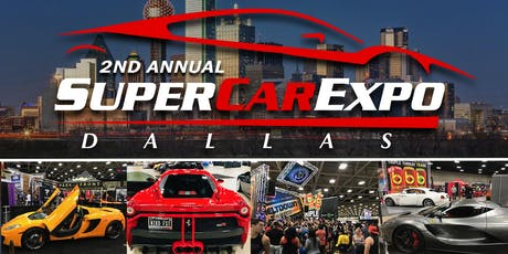 Supercar Expo tickets
