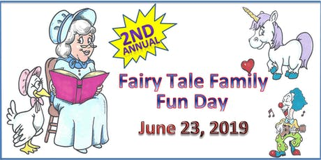 Fairytale Family Fun Day tickets