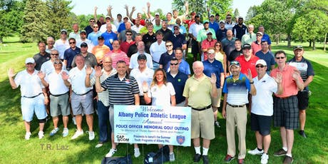 28th Annual Albany PAL Police Officer Memorial Golf Outing tickets