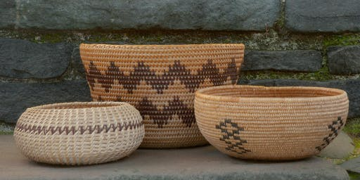 Coiled Willow Basket Workshop with Charlie Kennard