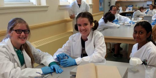 Junior Girls Get WISE Science Summer Camp