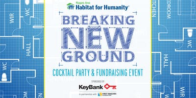 Breaking New Ground Cocktail Party & Fundraising Event