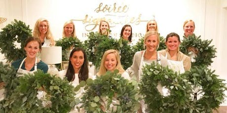 Fresh Evergreen and Eucalyptus Holiday Wreath Class at West Elm Scottsdale Quarter tickets
