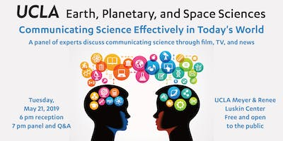 Communicating Science Effectively in Today's World