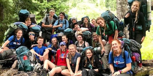 NatureBridge Alcoa Scholars 2019: Olympic National Park Session 1