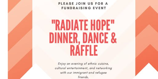 "AJAPO's ""Radiate Hope"" Celebration"