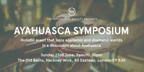 Ayahuasca Symposium tickets