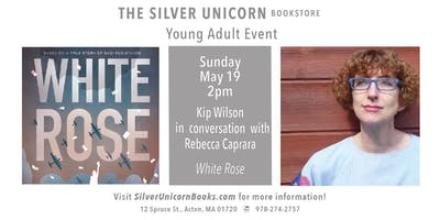 Young Adult Event: Kip Wilson in conversation with Rebecca Caprara