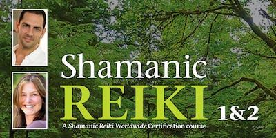Shamanic Reiki 1 & 2