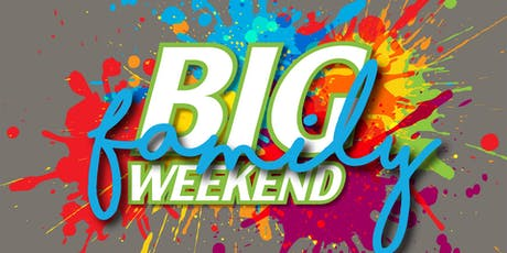 Big Family Weekend tickets