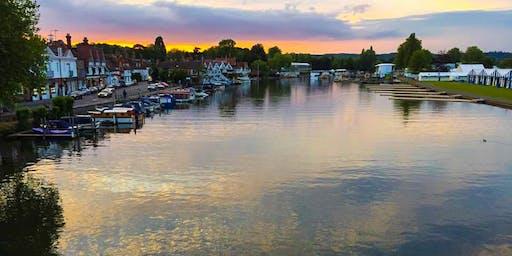 Mid Summer walk (Henley on Thames)