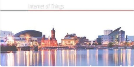 IoT TheThingsNetwork Cardiff 9 tickets