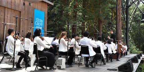Stern Grove Festival presents the San Francisco Symphony tickets