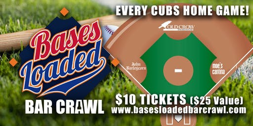 Bases Loaded Bar Crawl