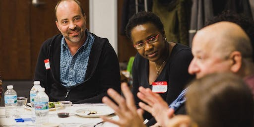 What does it mean to have freedom? A partnered dinner with Dear Evanston
