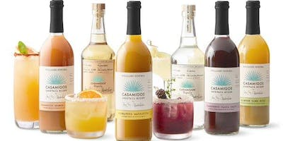 Williams Sonoma Beverage Academy Beverly Hills presented by Casamigos