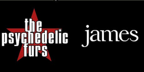 Stern Grove Festival presents The Psychedelic Furs, James tickets