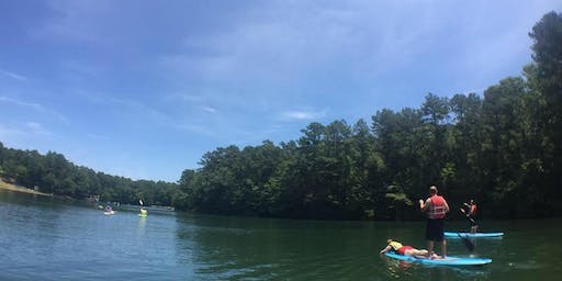 Trip to Cliffs of the Neuse + Mother Earth Brewery