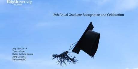 CityU's Vancouver Graduation Celebration tickets