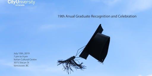 CityU's Vancouver Graduation Celebration