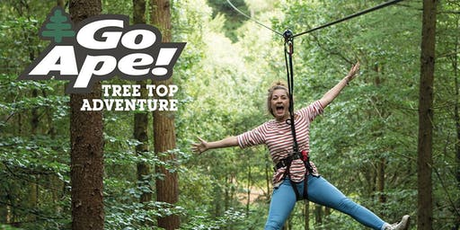 Outdoor Adventure Series: Zip Lining & Tree Top Adventure