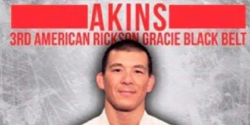Henry Akins Hidden Jiu Jitsu Seminar