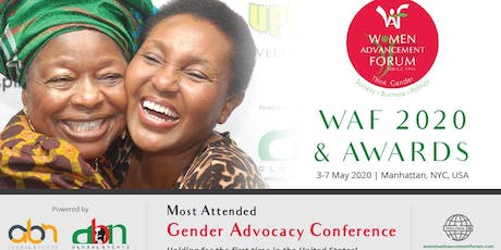Women Advancement Forum | WAF & Awards 2020 tickets