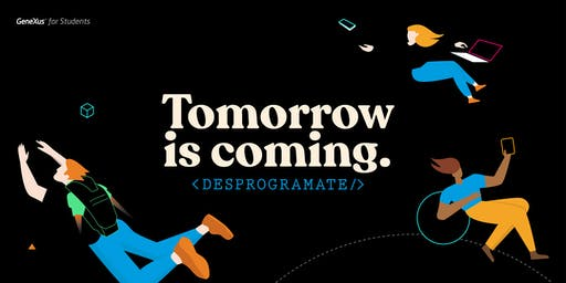 Desprogramate 2019 - Tomorrow is coming