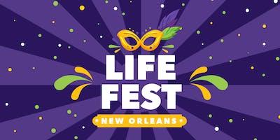 Life Fest 2020 - New Orleans