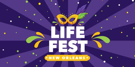 Life Fest 2020 - New Orleans tickets