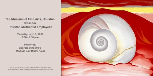 The Museum of Fine Arts, Houston Class for Houston Methodist Employees