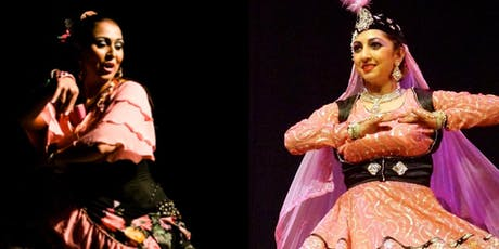 KATHAK FLAMENCO - A Celebration of Cultures! tickets