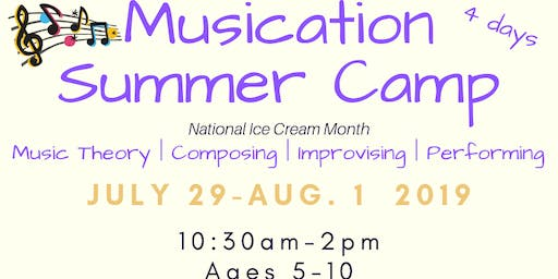Music Summer Camp | Skyler's Music Studio, LLC