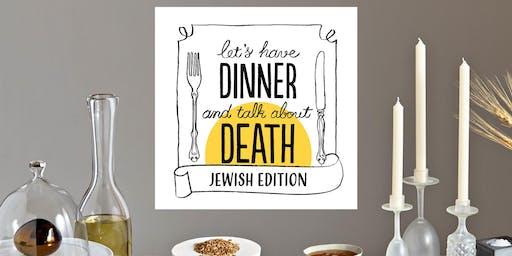 Death Over Dessert: June Host Training