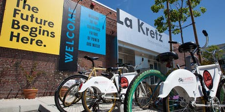 La Kretz Innovation Campus Walking Tour - Individual RSVP tickets