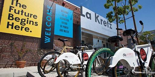 La Kretz Innovation Campus Walking Tour - Individual RSVP