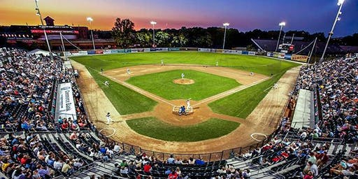 A Night of Baseball with the Worcester Bravehearts