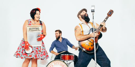 The Reverend Peyton's Big Damn Band w/ The Empty Pockets