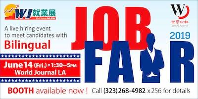 World Journal Job Fair