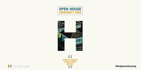 Harvest House Community Tour tickets