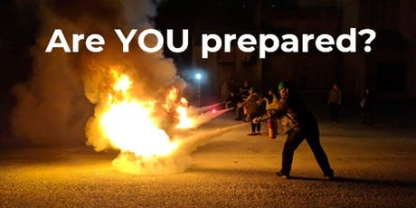 CERT Lite Disaster Preparedness Training - Newport/Open tickets
