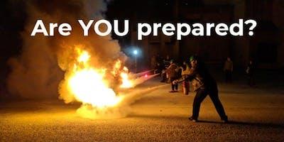 CERT Lite Disaster Preparedness Training - Somerset/Lakemont/Cougar Mtn