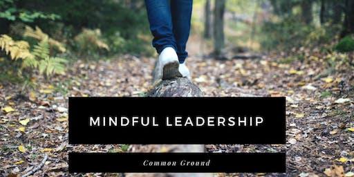 Mindful Leadership Retreat Series