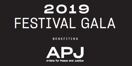 2019 Festival Gala tickets