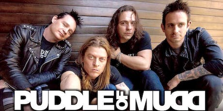 Puddle of Mudd with Benni James tickets