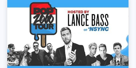 VIP Experience with Lance Bass - Music In The Zoo - Apple Valley, MN