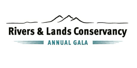 Rivers & Lands Conservancy's 6th Annual Gala - Celebrating 30 Years! tickets