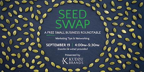 Seed Swap tickets