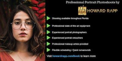 Calling Tampa Models - Professional Portrait Photoshoots